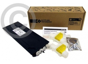 KATUN svart Toner Kit 870g/ Cartridge