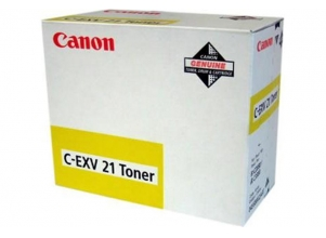 CANON gul toner Type C-EXV21
