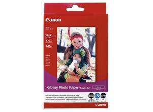 Fotopapper Canon 200 gr. glossy 10 x 15 cm (100 ark)