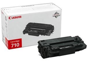 CANON  CRT-710  svart toner