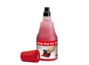 Stämpelfärg COLOP 801 25ml röd
