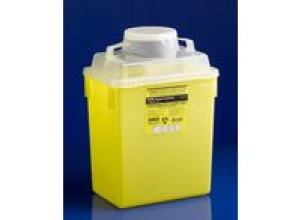 Kanylburk Sharps Collector plast 22,7L