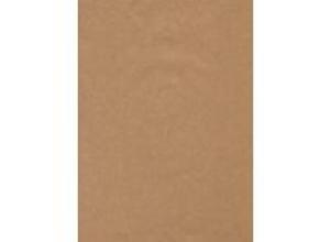 Presentpapper 57cmx10m ribb kraft brun