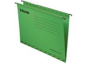 Hängmapp ESSELTE folio 365x240mm grön