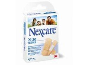 Plåster NEXCARE Textil 3 strl 20/FP