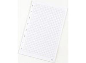 Papper ARC refill A5 rutat 50/FP