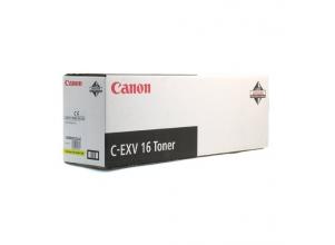 CANON gul toner 550 gram Type C-EXV16