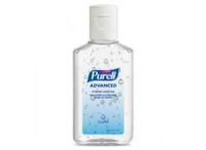 Handdesinfektion PURELL,Gel,Flaska,30ml