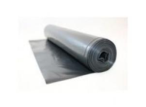 Plastsäck LLD 160L 70my svart 10/RL