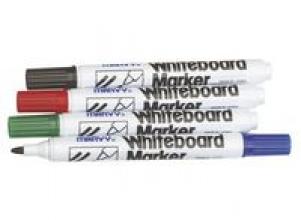 Whiteboardpenna MARVY rund grön