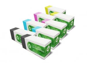 Dubbla värdepaket toner alla färger (TN241BK-TN241CMY) <br>+ FRI FRAKT!