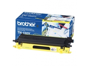 BROTHER toner TN-130Y gul 1.500 sidor