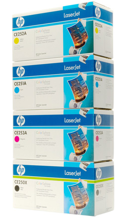 Cashback på HP originaltoner