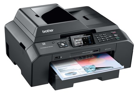 Brother MFC-J5910DW AirPrint skrivare