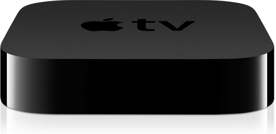 Apple TV på köpet