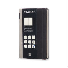 moleskin hard cover