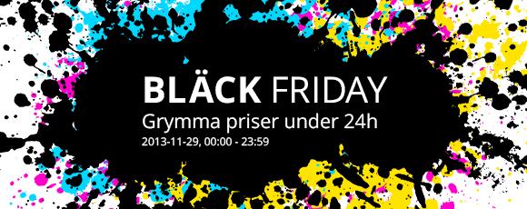 Black Friday Super Deals på bläckpatroner och skrivare