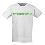 T-shirt med transfertryck